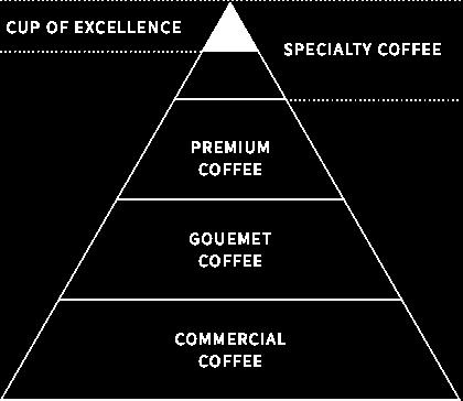 スペシャルティコーヒーの図